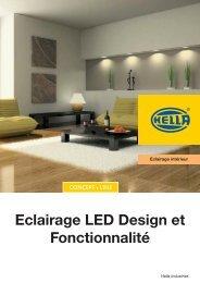 Eclairage LED Design et Fonctionnalité - Hella industries
