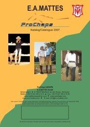 ProChaps - EUROPE - E. A. Mattes