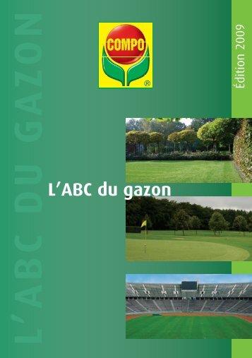 L'ABC DU GAZON - COMPO EXPERT
