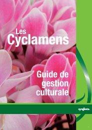Guide Cyclamens - Syngenta