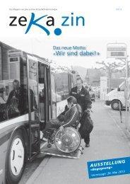 weit - zeka, Zentren körperbehinderte Aargau