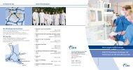 Unsere diagnostischen und therapeutischen Spezialisierungen