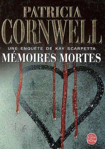 Kay Scarpetta-2-Mémoires Mortes