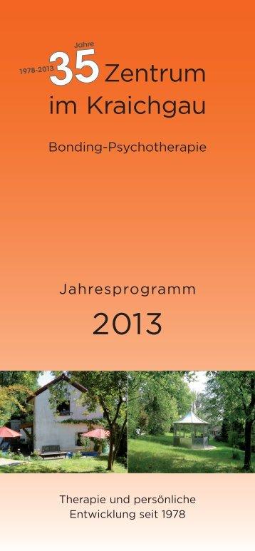 aktuelles Programm als PDF - Zentrum im Kraichgau