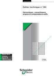 convertisseurs propres et compensateurs actifs - Schneider Electric