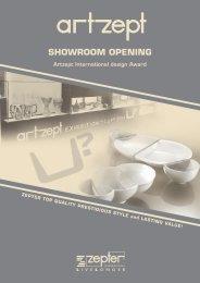 SHOWROOM OPENING - Zepter