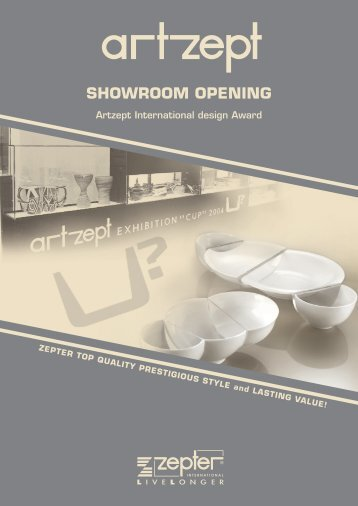 SHOWROOM OPENING - Zepter