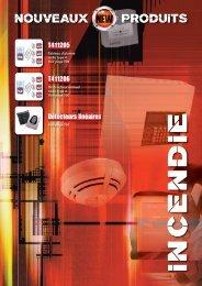 Catalogue incendie 2012 / 2013 - ITESA