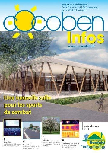 cocoben-infos-18.pdf - Communauté de communes de Benfeld et ...