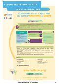 HÔTELLERIE- RESTAURATION : - Inffolor - Page 5