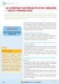 HÔTELLERIE- RESTAURATION : - Inffolor - Page 6