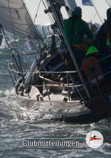 Clubmitteilungen - Yacht-Club Noris e.V.