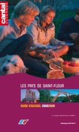 LES PAYS DE SAINT-FLOUR - Applications services