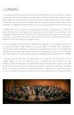 Exemple de programme de concert - Orchestre philharmonique des ... - Page 3