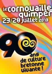 Espace Gradlon Vendredi 26 juillet - Festival de Cornouaille