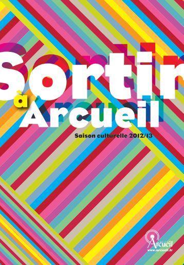 Saison culturelle 2012-2013 - Arcueil