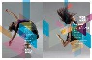 Téléchargez la brochure de saison 2013 / 2014 - Artishoc