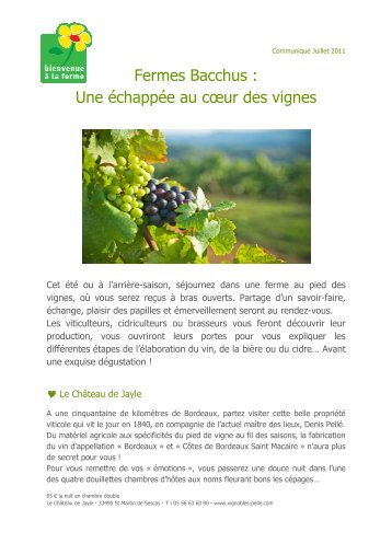 Article 2 etat for Chambre agriculture