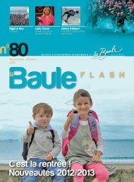 septembre/octobre 2012 - La Baule