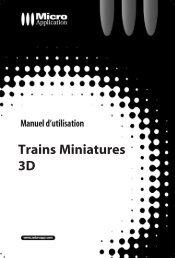Trains Miniatures 3D - Boonty