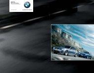 BMW M5 Berline &Touring Tarifs au 26/03/2009 ... - BAC Monte Carlo