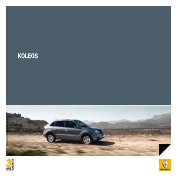 koleos - Renault Maroc