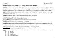 Topo Guide d'Escalade 2ème époque - Le guide Hubert Borg de ...
