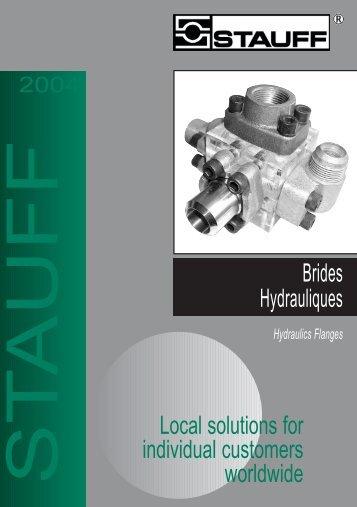 Brides hydrauliques - Fr.stauff.com