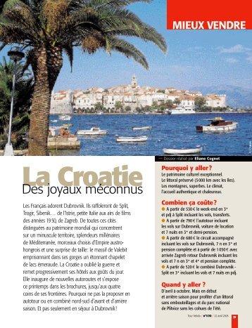 PDF :Croatie