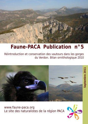 Faune-PACA Publication n°5 - files.biolovision.net