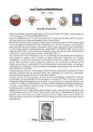 Le 2ème R.E.P à PHILIPPEVILLE - Monsieur-legionnaire.org