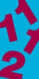 Guide des loisirs de Meyrin 2011-12