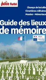 Guide des lieux de Mémoire - shage