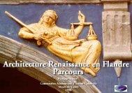 Architecture Renaissance en Flandre - Parcours