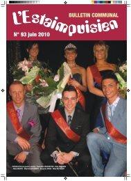 L'estaimpuisien – n°93 juin 2010