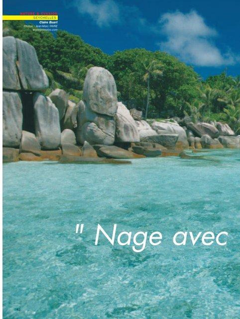 Les Seychelles - Magazine Sports et Loisirs