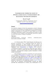 Texte intégral de la contribution de Benoît Urgelli (PDF - 321 Ko)