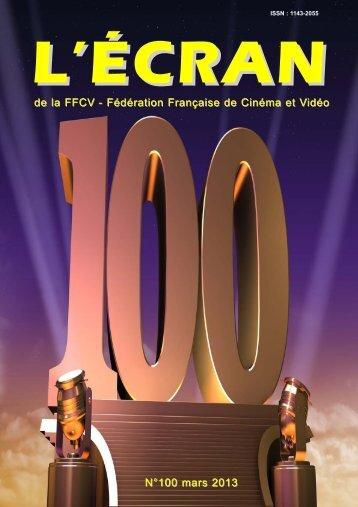 mars 2013 N° 100 - Club Audiovisuel de Paris