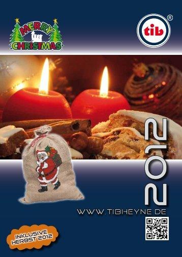 Tradition seit über 80 Jahren! - TIB Heyne & Co. GmbH