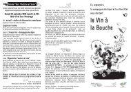 Télécharger le programme - Tourisme en Ardèche