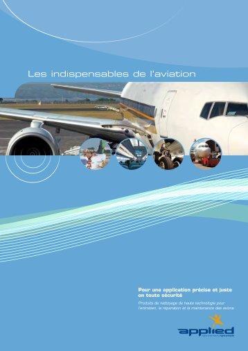 Les indispensables de l'aviation - Orapi