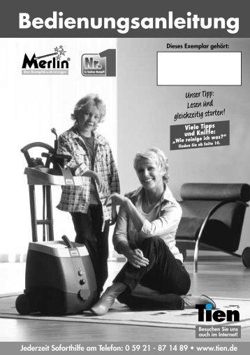 Wie reinige ich was? - Tien Versand GmbH