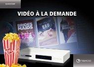 Télécharger le Quickstart Vidéo à la Demande - Naxoo