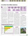 Le secteur des semences français - SeedQuest - Page 5