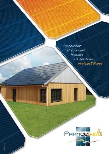 Catalogue produits - FranceWatts