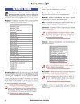 Introduction - Fender - Page 4