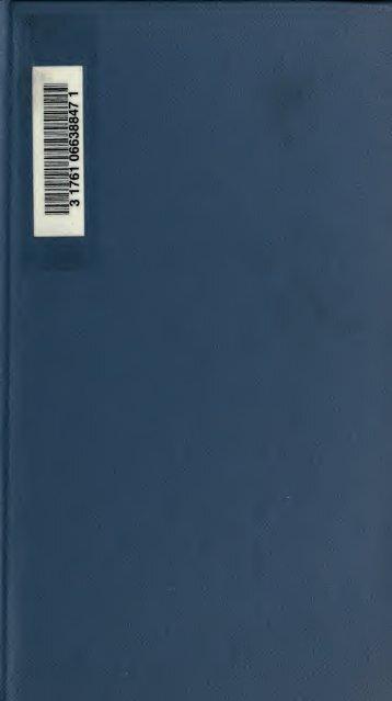 Le portefeuille de la comtesse d'Albany, 1806-1824; matériaux pour ...
