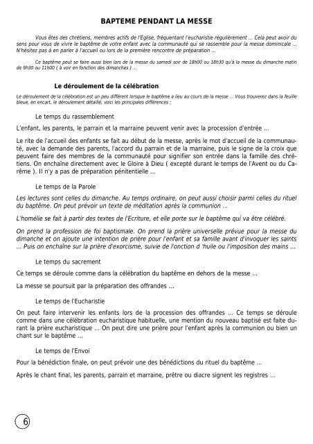 Livret Pour Préparer La Célébration Sainte Anne De Montjuzet