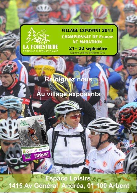 Rejoignez nous Au village exposants Espace Loisirs 1415 Av ...