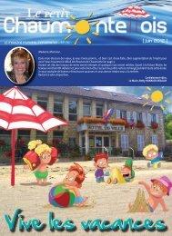 n°34 - juin 2012 - Ville de Chaumontel